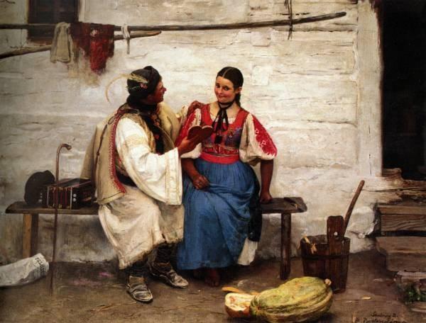 Dominik Skuteczki A token of Love